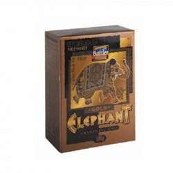 Herbata Battler Leat Tea Ceylon Black Tea FBOP GOLD ELEPHANT 100g