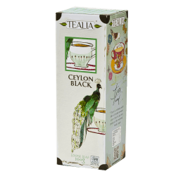 Tealia - Loose Tea in Refill CEYLON BLACK 100g