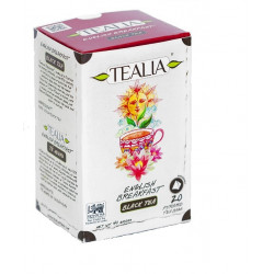 TEALIA TEA PYRAMID ENGLISH BREAKFAST