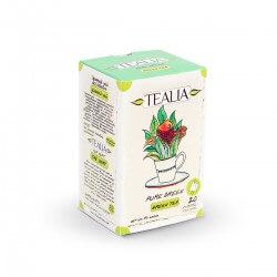 Herbata TEALIA TEA PYRAMID GREEN