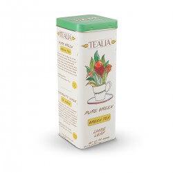 Herbata Tealia Tea in Tin Pure Green 100g