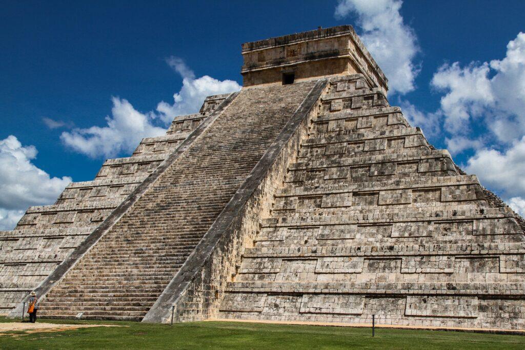 Majowie znali gorącą czekoladę już od dawna.
